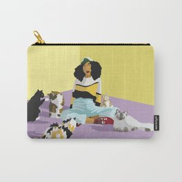 Cat Sitter Carry-All Pouch