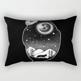 Wild night life - Rectangular Pillow