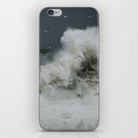 hokusai iPhone & iPod Skins featuring hokusai inspired by Damaged Lemons