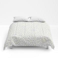 Moroccan tiles Comforters