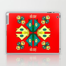Oh Me Oh My Laptop & iPad Skin