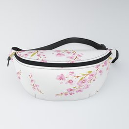 Cherry Blossoms floral Fanny Pack