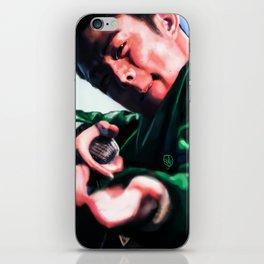 Beenzino in Action iPhone Skin
