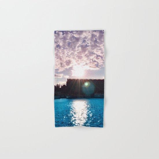 Pastel vibes 35 Hand & Bath Towel