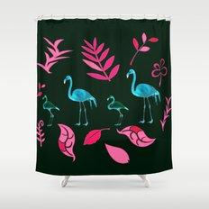 Flamingo Road, Shower Curtain