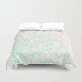 Glanzende Bloem Duvet Cover