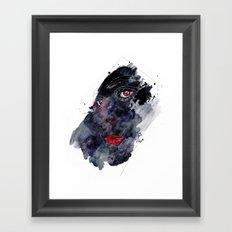 110216 Framed Art Print