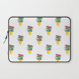 Lemon chilli charm Laptop Sleeve