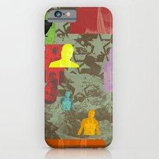 Rain Pope (Remind Me) Slim Case iPhone 6s