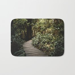 Path to Happiness Bath Mat