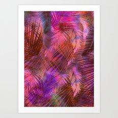 Ho'okena D Art Print