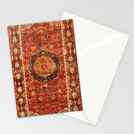 Seley 16th Century Antique Persian Carpet Stationery Cards