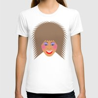 tina T-shirts featuring Greatest Tina by tuditees