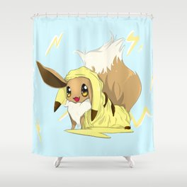 Eevee-licious! Shower Curtain