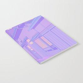 Lavender Street Notebook
