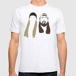 Jay and Silent Bob Strike Back T-shirt