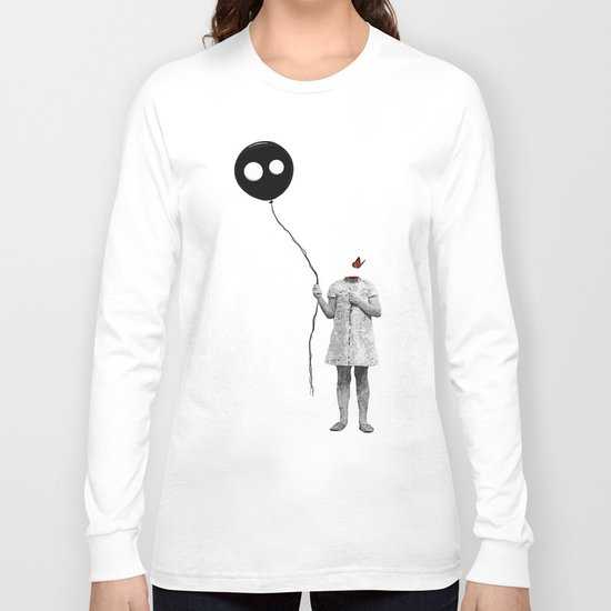 not letting go Long Sleeve T-shirt