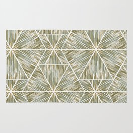 Ethnic ikat pattern. 3 Rug
