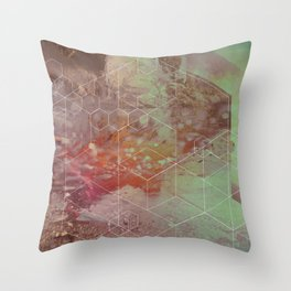 Lambent Material Throw Pillow