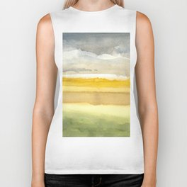 Blurred boundaries Biker Tank