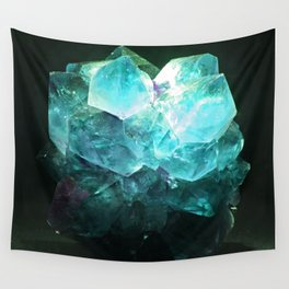 My Magic Crystal Story Wall Tapestry
