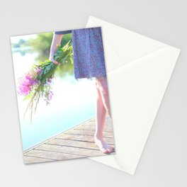 for the love of Summer Stationery Cards