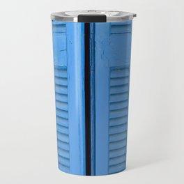 The Blue Window, Milos Travel Mug