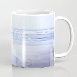 Reality a dreamy beach photo with bokeh Coffee Mug