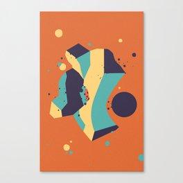 Lifeform #3 Canvas Print