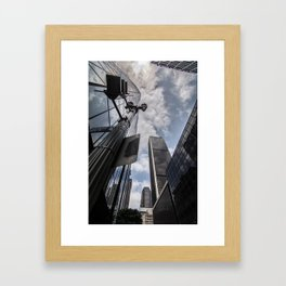 GRAND Framed Art Print