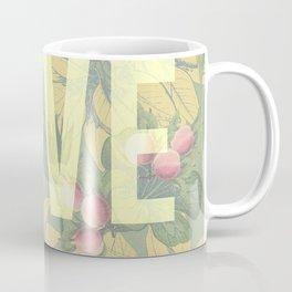 Love and Peaches Coffee Mug