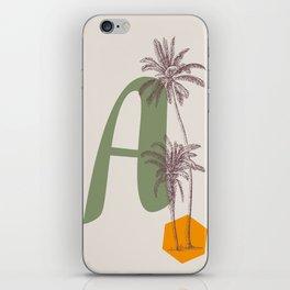 A iPhone Skin
