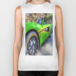 Dubai Super Car Biker Tank