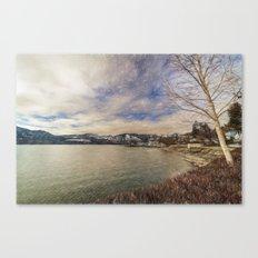 Lake Chelan morning Canvas Print