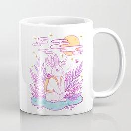 Plant Jackalope Coffee Mug