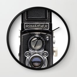 Take My Picture Wall Clock