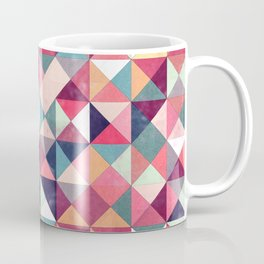Lovely Geometric Background Coffee Mug