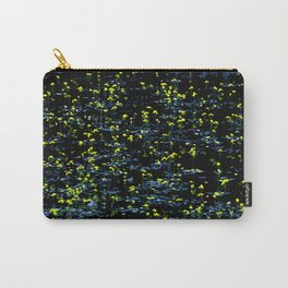Pond - yellow flowers Carry-All Pouch