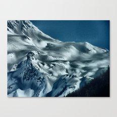 Foot of the Glacier II Canvas Print