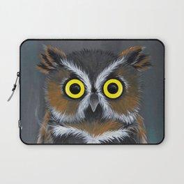 Caffeine Owl Laptop Sleeve