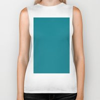 metallic Biker Tanks featuring Metallic Seaweed by List of colors