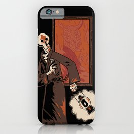 I Think I Left the Oven On iPhone Case