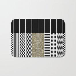 Patterns Bath Mat