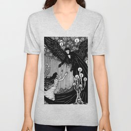 Angel of Music Unisex V-Neck