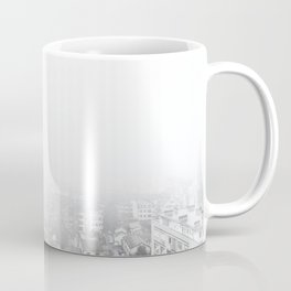 Belgrade / The Fog Coffee Mug