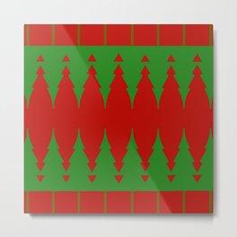 Happy Holidays #buyart #society6 #christmas Metal Print