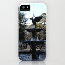 Wrapped in Winter iPhone Case