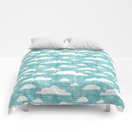 Blue Skies Comforters