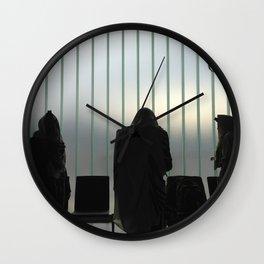 Davening - Airport Wall Clock