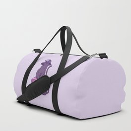 Feline Familiar Duffle Bag